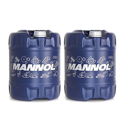 MANNOL 40 Liter, Safari 20W-50 Universal Motorenöl