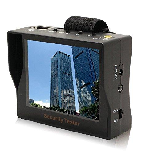 Monitor da 3,5 pollici mini di sicurezza - tester per