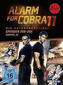 Alarm Fr Cobra 11 St.33 [Import anglais]