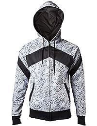 PlayStation - Controller Hoodie Trainingsjacke Jacke Sweatshirt S M L XL 2XL