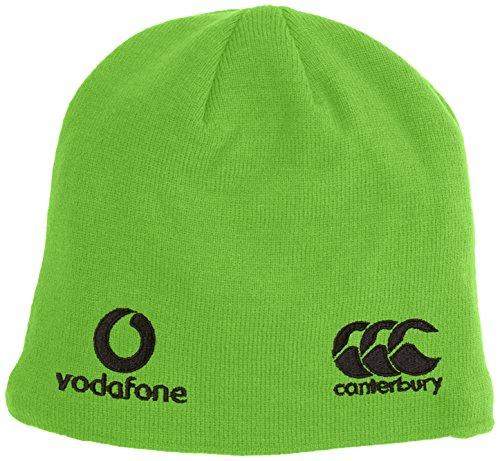 bca09623f Canterbury Ireland Official 17  18 Mens Acrylic Fleece Lined Beanie Hat  Asphalt One Size ...