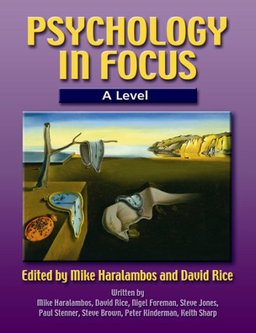 Used, Psychology in Focus - A Level for sale  Delivered anywhere in UK