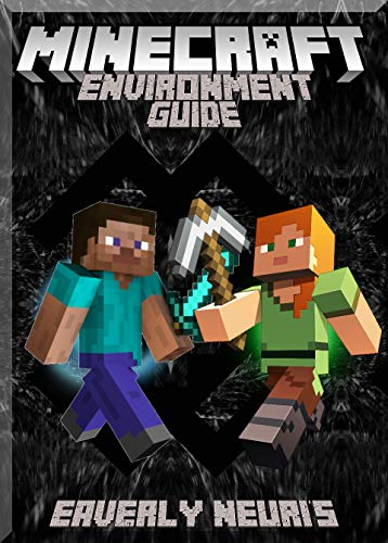 Let's Build Your Minecraft Environment Guide: (An Unofficial Minecraft Book) (English Edition)