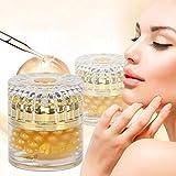 Crema Hidratante Ojos Crema Hidratante Antienvejecimiento Crema Hidratante Crema Reparadora Oro 30g - IFZA