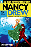 Nancy Drew #15: Tiger Counter (Nancy Drew Graphic Novels: Girl Detective)