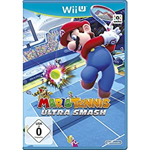 Mario Tennis: Ultra Smash – [Wii U]