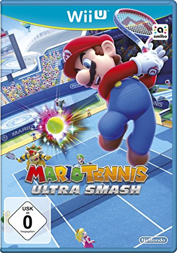Mario Tennis: Ultra Smash - [Wii U] -