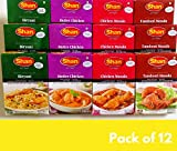 #6: Shan Masala Combo (Pack of 12)