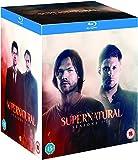 Supernatural Blu-ray - Staffel 1 bis 10 in English - Season 1-10 ohne deutsche Sprachfassung