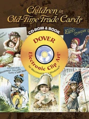 Children in Old-time Trade Cards PDF Books