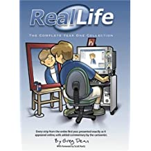 Real Life: The Year One Collection by Greg Dean (Artist, Author) (25-Aug-2004) Paperback