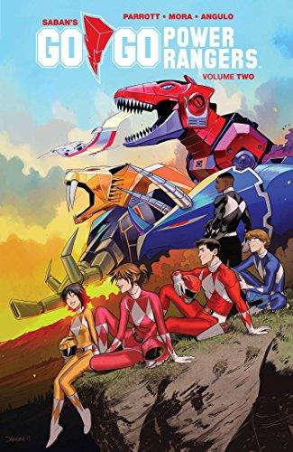 Saban's Go Go Power Rangers, Vol. 2 (Mighty Morphin Power Rangers)