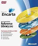 Produkt-Bild: Encarta Reference Library 2002 DVD