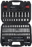 AmazonBasics - Set di chiavi a bussola (123 pezzi)