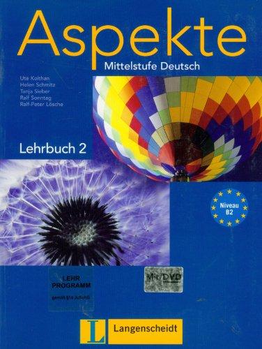 Aspekte. Lehrbuch. Per le Scuole superiori. Con DVD-ROM: 2