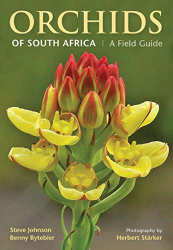 Orchids of South Africa: A field guide