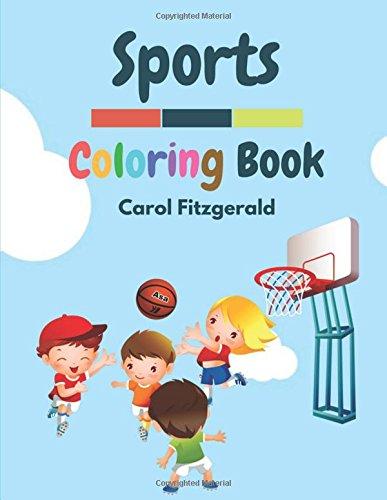 SPORTS: A Sports Coloring Book for Kids por Carol Fitzgerald
