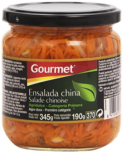 Gourmet - Ensalada china - 190 g