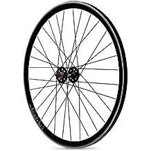 Rodi - Llanta para rueda trasera, color negro/negro