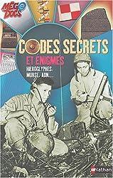 Codes secrets et énigmes, hiéroglyphes, morse, ADN