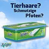 Swiffer Wet Wischtücher Nachfüllpackung 24er mit Duft Reine Frische