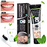 Aktivkohle zahnpasta, teeth whitening,...
