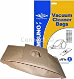 Vacuum Bags to fit Samsung RC & VC Type VP-95B 5 Pack