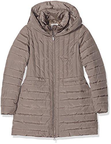 Geox Women's Woman Jacket Long Sleeve Maternity Jacket, Beige (FUNGE  F6164), Gr. 36 (Herstellergröße:42)