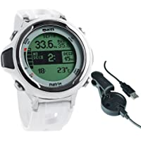 Mares Matrix White - Ordenador de Buceo, Color Blanco, Talla Bx