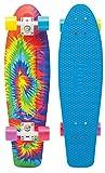 Penny Skateboard Cruiser, Komplett, 27 Zoll 68,6 cm bunt - Woodstock