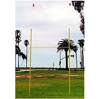 Portátil Field Goal Kicking Refiner en amarillo