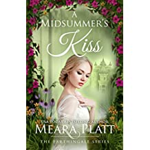 A Midsummer's Kiss (The Farthingale Series Book 4) (English Edition)