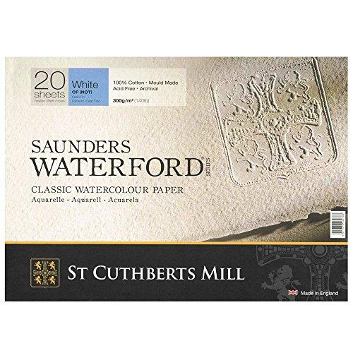 Saunders Wc-Block 140 £ Cp 14X10 Wei§ -