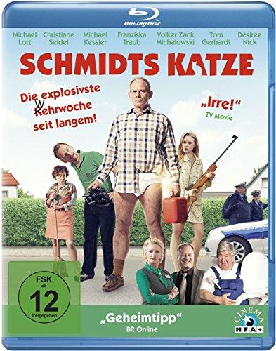 Bild von Schmidts Katze [Blu-ray]