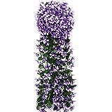 Sobre flores artificiales1, El tallo de la flor de la flor artificial se puede ajustar de acuerdo con los requisitos:Debe ser corto: puede doblar el vástago directamente o recortarlo con unas tijeras.Necesitas ser largo: puedes usar ramas sec...