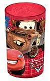 P:OS Trinkglas Cars bunt/rot Kunststoff spülmaschinengeeignet Cars