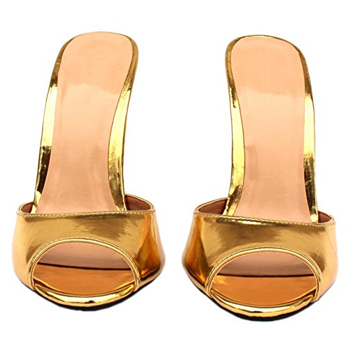 fereshte ,  Damen Sandalen Gold
