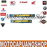 Coppia Staffe Serbatoio Benzina carburante Piaggio APE 50 FL3 Europa RST mix