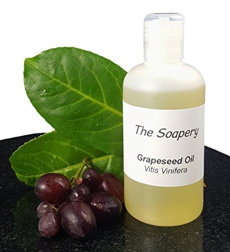 Semilla de Uva Aceite 250ml–Cosméticos grado–también un transportista aceite para masaje y aromaterapia