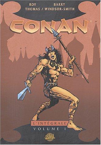 Conan : L'Intégrale, tome 1