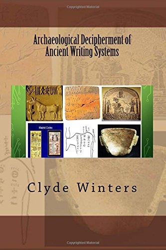 Free Archaeological Decipherment Of Ancient Writing Systems