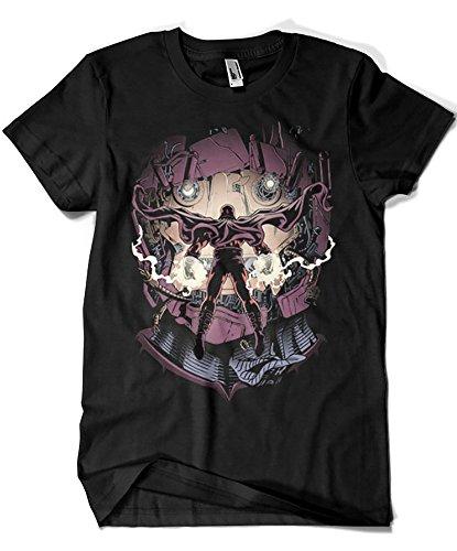 3621-Camiseta Premium, Floating (Saqman)
