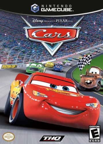 Cars - Gamecube by Disney Interactive Studios(World)