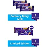 Cadbury Dairy Milk Friendship Day Special Pack, 432g (Pack Of 12)