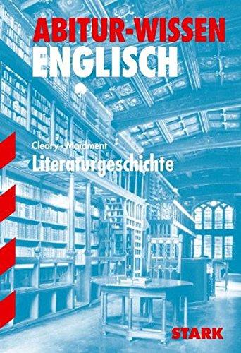 Abitur-Wissen - Englisch Literaturgeschichte