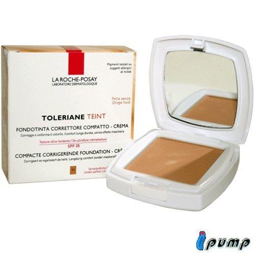 TOLERIANE FOND DE TEINT COMPACT 15 DORE 9G