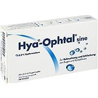 Hya Ophtal sine Augentropfen 20X0.5 ml preisvergleich bei billige-tabletten.eu
