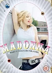 Madonna: What It Feels Like For A Girl [DVD]