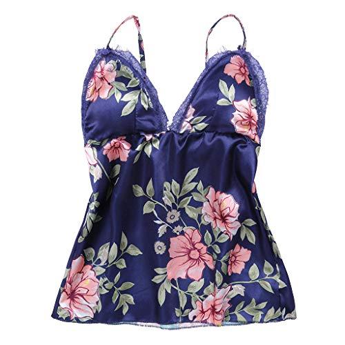 Tanktops Damen Dasongff Damen Lace Trägertop Vest Top Sleeveless Casual Tank Tops T-Shirt Spitze Weste Sommer V-Ausschnitt Blusen