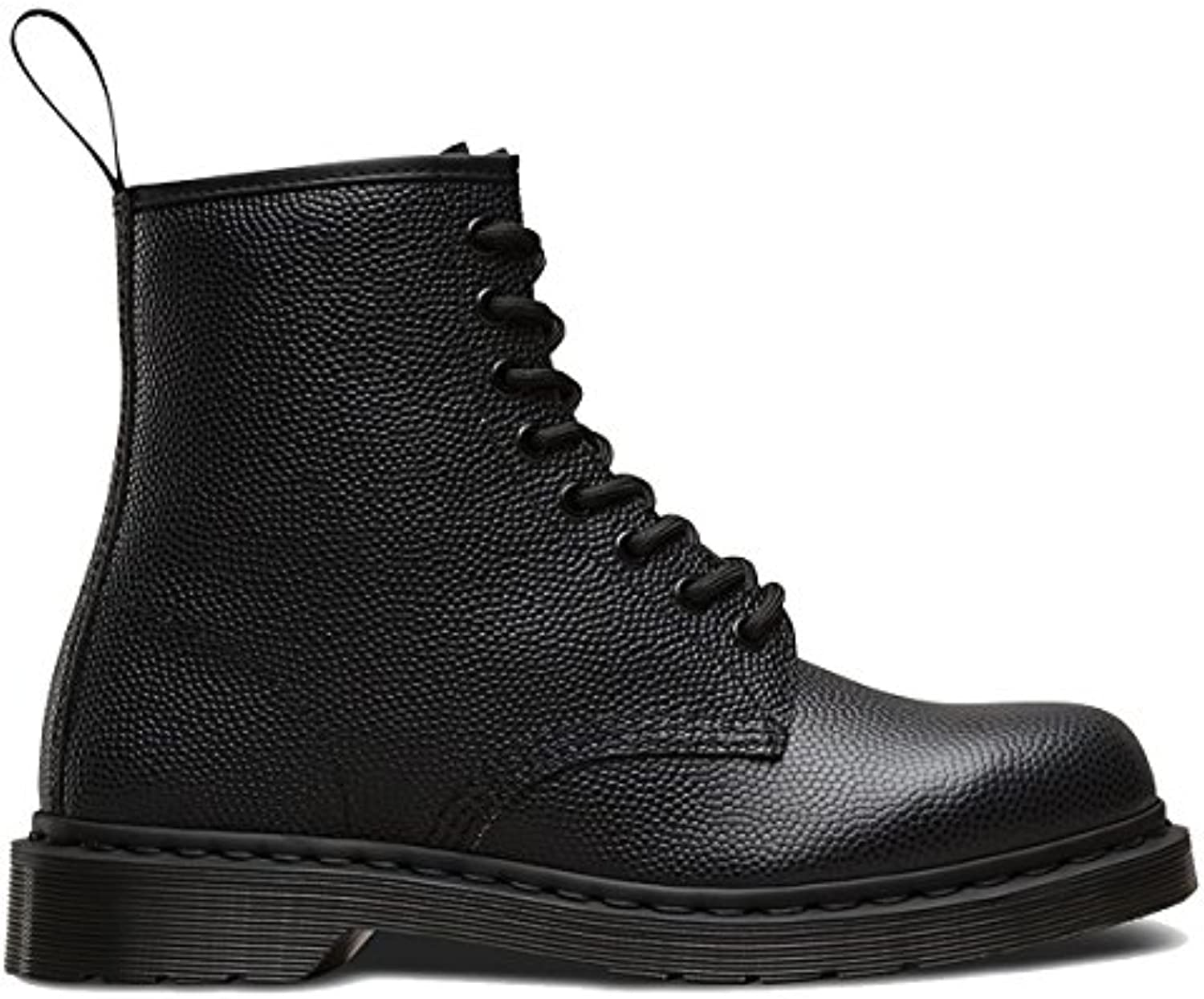 Dr.Martens donna 1460 8 Eyelet Pebble Leather stivali | Outlet